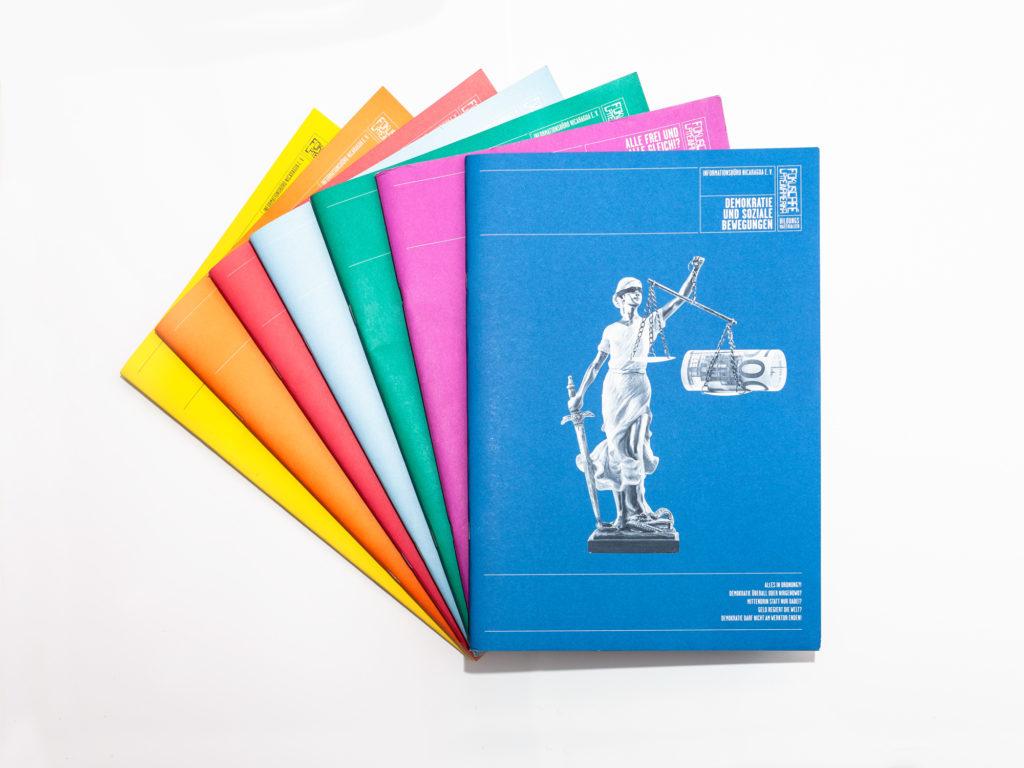 Fokuscafé Lateinamerika Hefte
